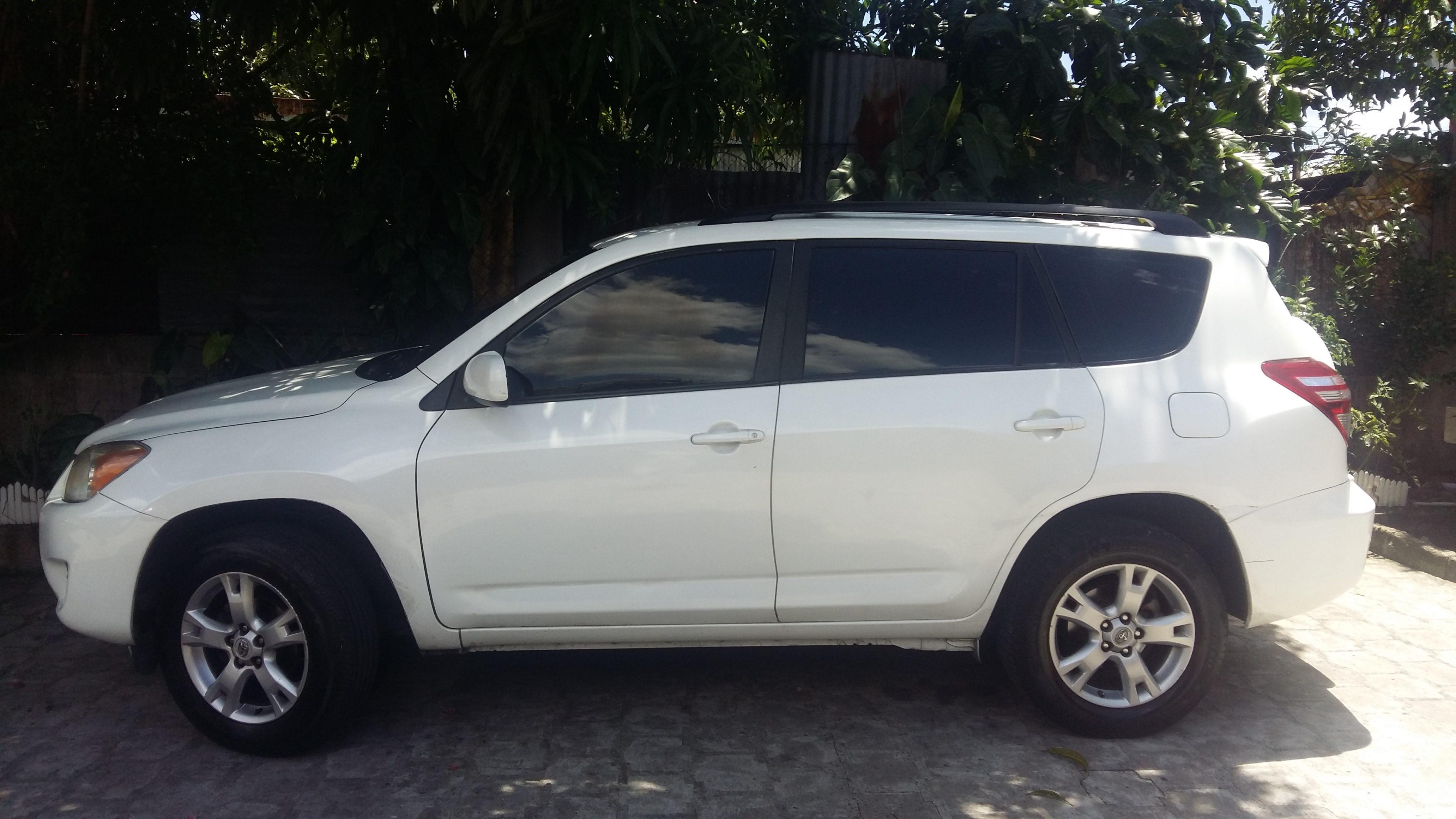 Usados: Toyota Rav4 2009 automática en San Salvador ...