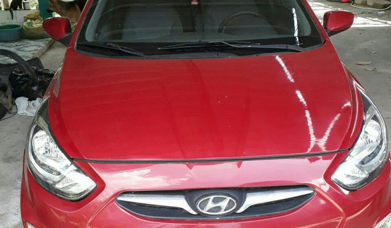 Usados: Hyundai Accent 2012 en El Salvador full