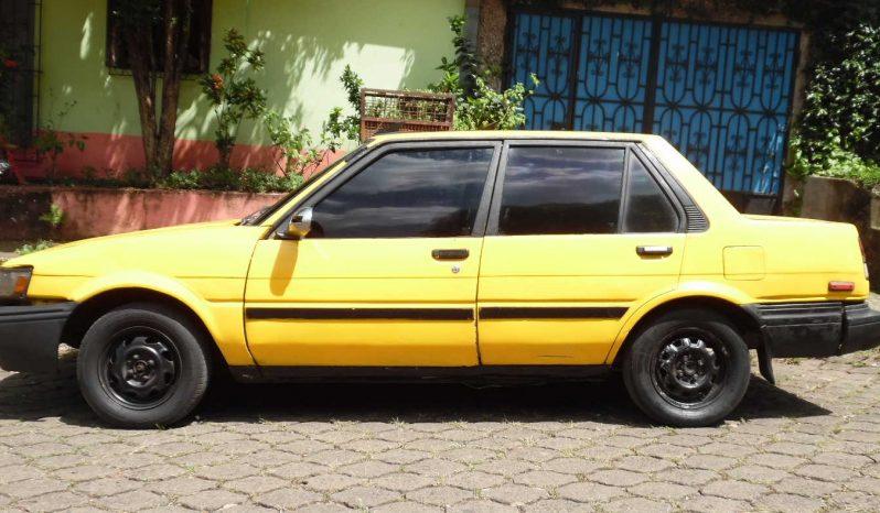 Toyota Corolla 1986 ubicado en Sonsonate vendo toyota corolla 1986 standar motor a toda prueba cero humo. 4 puertas. documetos en regla $1500 fijos fijos. 73211336