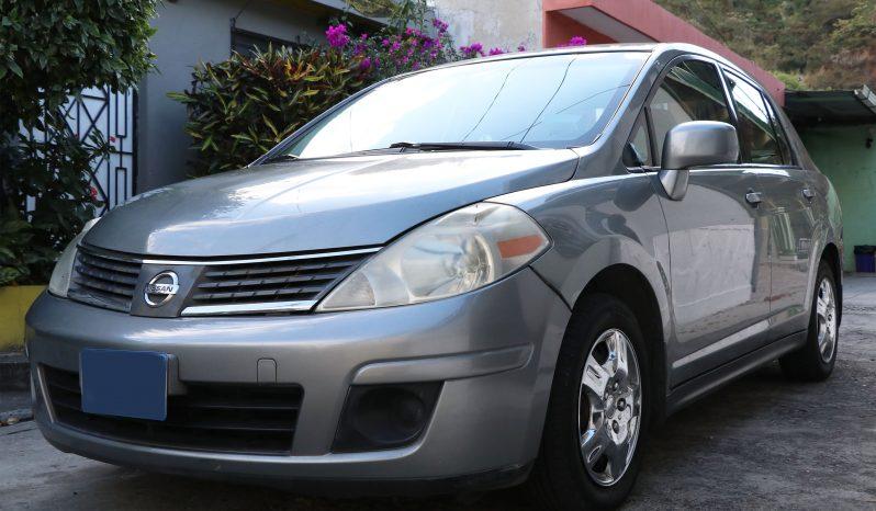 Nissan Versa 2009 usado ubicado en San Salvador, El Salvador