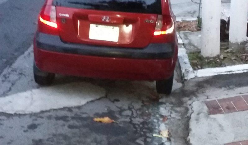 Hyundai Getz 2009 usado ubicado en El Salvador HYUNDAI GETZ 2009 DE AGENCIA. AÑO 2009. CON DETALLES ´PEQUEÑOS EN CARROCERIA. MOTOR 1.4 GASOLINA, ECONOMICO. ESTA EN BUEN ESTADO. COLOR ROJO