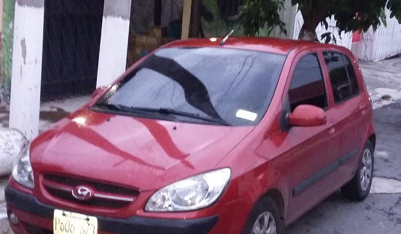 Usados: Hyundai Getz 2009 en El Salvador full
