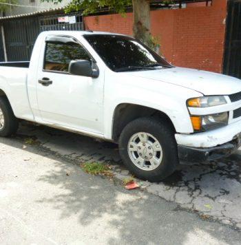 Pickup Chevrolet Colorado 2009 usada ubicada en La Libertad, El Salvador Vendo Pick Up Chevrolet Colorado 2009, Automático, 4 cilindros, CD player con USB, rines, protector de cama, $5000 neg., Inf. al correo ó al 79278982